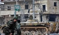 Siria: Las operaciones militares no terminan después de la liberación de Aleppo