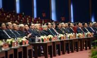 Máximos dirigentes de Vietnam en 70 aniversario  de resistencia contra colonialismo francés