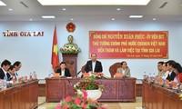 Piden mayor eficiencia en desarrollo socioeconómico de provincia altiplana de Gia Lai