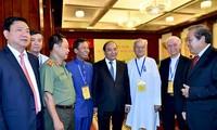 Premier vietnamita resalta aportes de compatriotas religiosos a la resistencia nacional
