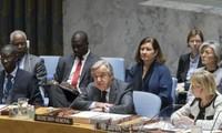 Nuevo secretario general de ONU pide más esfuerzos por mantener la paz