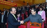Premier vietnamita: Satisfacción de los enfermos, objetivo más importante de la Salud