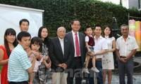 Comunidad vietnamita en Argentina da bienvenida al Año Nuevo Lunar 2017