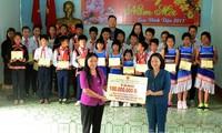 Visita vicepresidenta vietnamita provincia de Gia Lai