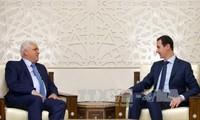 Bashar al-Assad: Negociaciones en Astaná buscan consolidar el alto el fuego