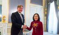 Vietnam evalúa altamente la asociación estratégica con Holanda