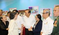 Vicepremier: Veteranos vietnamitas aportan más a desarrollo nacional