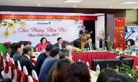 Vicepremier vietnamita visita el Banco de Comercio Exterior Vietcombank