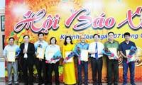 Concluyen en provincia sureña vietnamita Festival de Periódicos Primaverales del Gallo