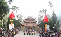 Fiestas primaverales resaltan rasgos culturales de campos vietnamitas