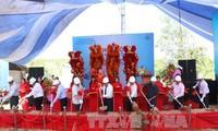 Pescadores celebran Festival de Nghing Ong en provincia de Ben Tre