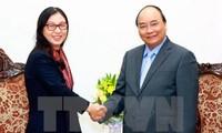 Vietnam por afianzar cooperación con grandes corporaciones de Japón y China