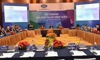 Representantes de APEC tratan sobre lucha contra erosión de base imponible