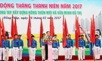 Impulsan en Vietnam participación de jóvenes en labores en pro de la sociedad
