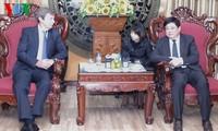 Voz de Vietnam busca aumentar cooperación con medios de comunicación argentinos
