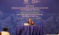 Aprueban cuatro prioridades del Año APEC 2017