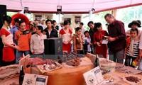 Vietnam participa en la mayor feria de té y café de Asia