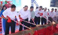 Tra Vinh construye centro de cultivo de camarones de alta tecnología