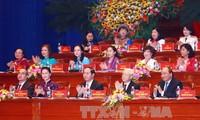 Inaugurado el XII Congreso de la Unión de Mujeres de Vietnam