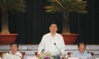 Ciudad Ho Chi Minh determinado a resolver dificultades a empresas locales