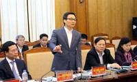 Vice premier vietnamita pide desplegar modelo de gestión sanitaria en línea