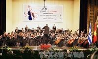 Efectúan en Hanoi concierto de Amistad Israel-Vietnam