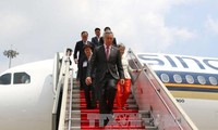 Premier singapurense concluye exitosamente su visita a Vietnam