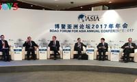Foro de Boao para Asia 2017 insta a un mayor apoyo a la globalización