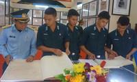Efectúan en la isla de Bach Long Vi exhibición sobre soberanía isleña y marítima de Vietnam