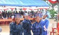 Distrito insular vietnamita recuerda méritos de patrulleros antiguos de Hoang Sa