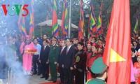 Vietnamitas unidos en el culto a los reyes fundadores de la nación