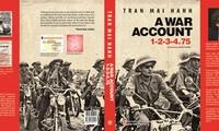 """El periodista Tran Mai Hanh y el éxito de su libro """"Acta de Guerra 1-2-3-4.75"""""""
