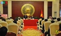 Vice premier vietnamita visita embajada nacional en China