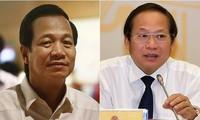 Integrantes del Comité Permanente interrogan a miembros del gabinete