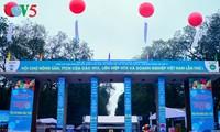 Inauguran Feria de productos agropecuarios y artesanales de Vietnam