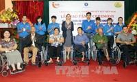 Vietnam moviliza toda la sociedad en la atención de las personas con discapacidades