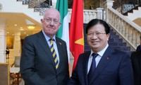Vietnam e Irlanda fortalecen cooperación comercial y social