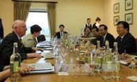 Concluye vice premier vietnamita visita oficial a Irlanda