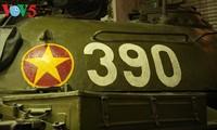 Tanque 390: Testigo histórico de la reunificación de Vietnam