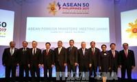 Cancilleres de la Asean emiten Declaración Conjunta sobre el tema de la Península Coreana