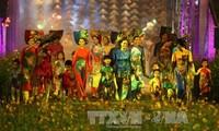 Ao Dai resalta en Festival de Artesanía de Hue 2017