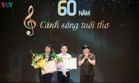 Voz de Vietnam conmemora 60 años de la primera emisión de su programa musical para niños