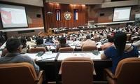 Parlamento cubano analiza textos rectores del futuro desarrollo nacional