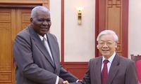 Vietnam dispuesto a compartir experiencias con Cuba en la construcción del socialismo