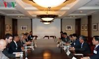 Vietnam y Estados Unidos refuerzan la cooperación a nivel local