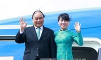 Premier vietnamita finaliza su visita a los Países Bajos