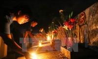 Ofrecen regalos a las Madres Heroicas y familiares de mártires e inválidos de guerra