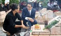 Prosiguen en Vietnam las actividades en honor a los Inválidos y Mártires de guerra