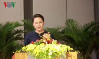 Efectúan seminario sobre el rol de las diputadas en las actividades parlamentarias
