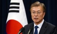 Corea del Sur hace más esfuerzos diplomáticos para desnuclearizar Corea del Norte